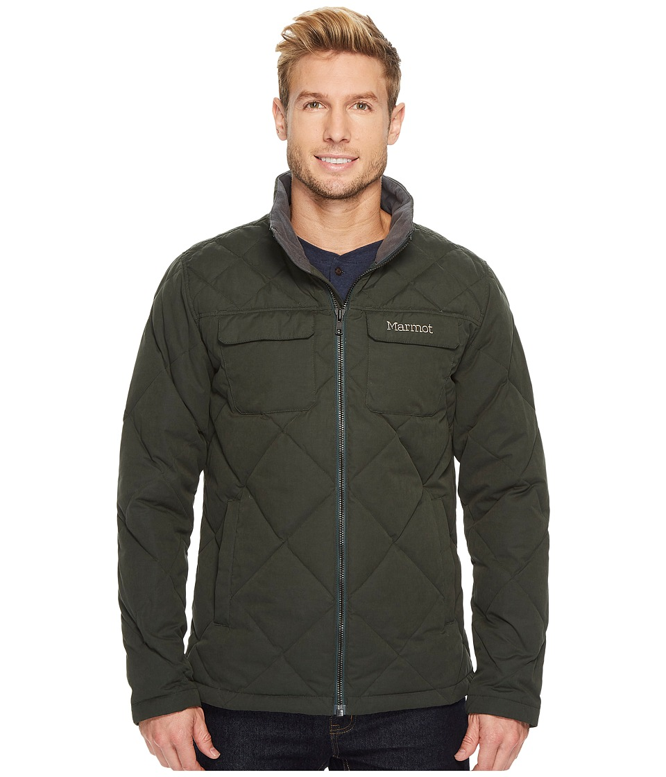 Marmot Burdell Jacket (Dark Spruce) Men