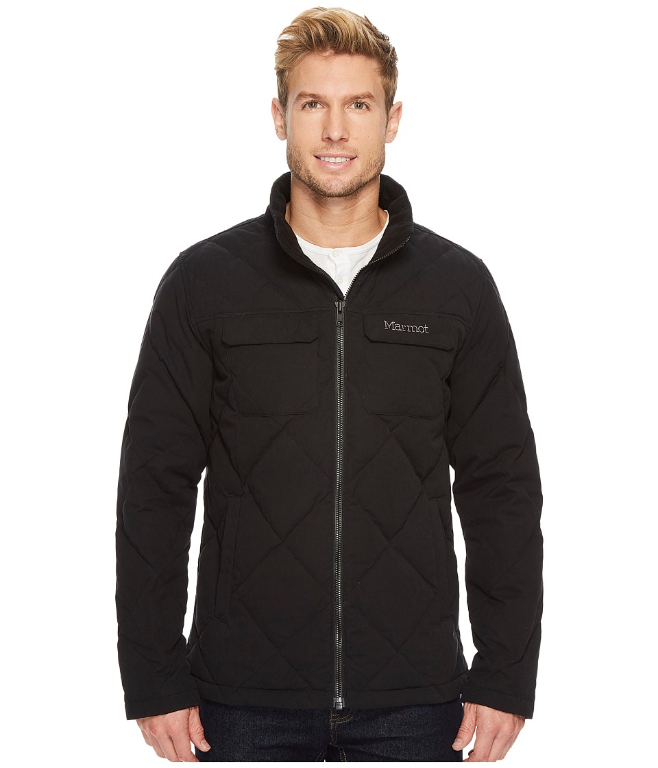 Marmot Burdell Jacket (Black) Men