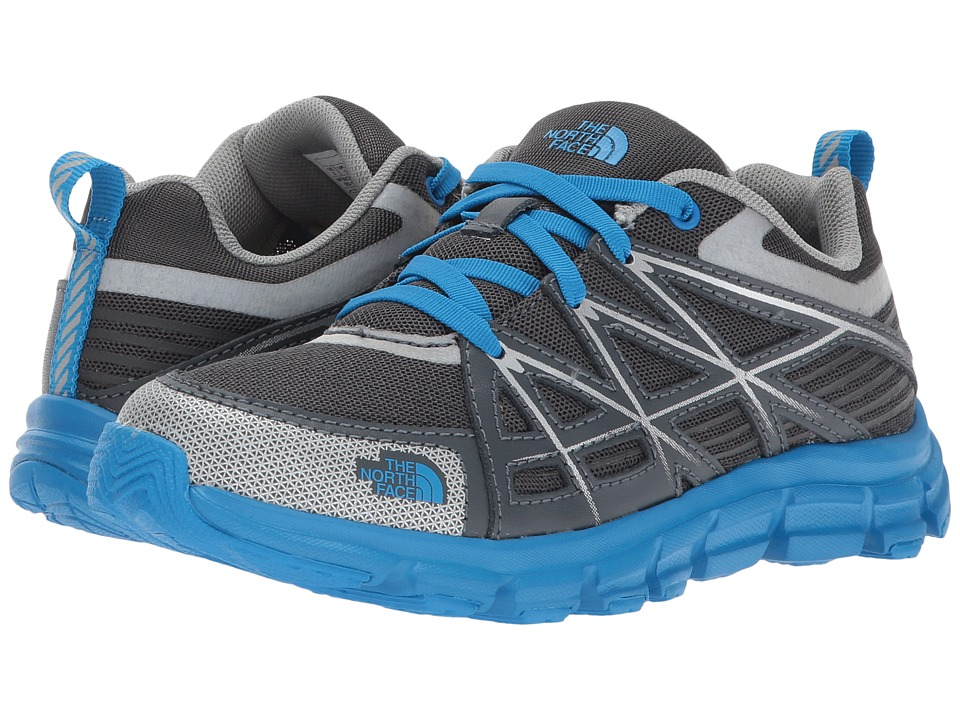The North Face Kids Endurance (Little Kid/Big Kid) (Dark Shadow Grey/Blue Aster) Boys Shoes