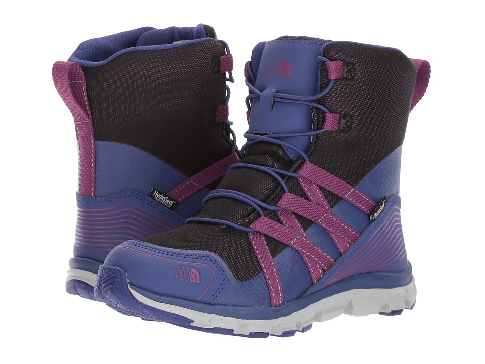 The North Face Kids Winter Sneaker (Little Kid/Big Kid) (Bright Navy/Wood Violet) Girl's Shoes