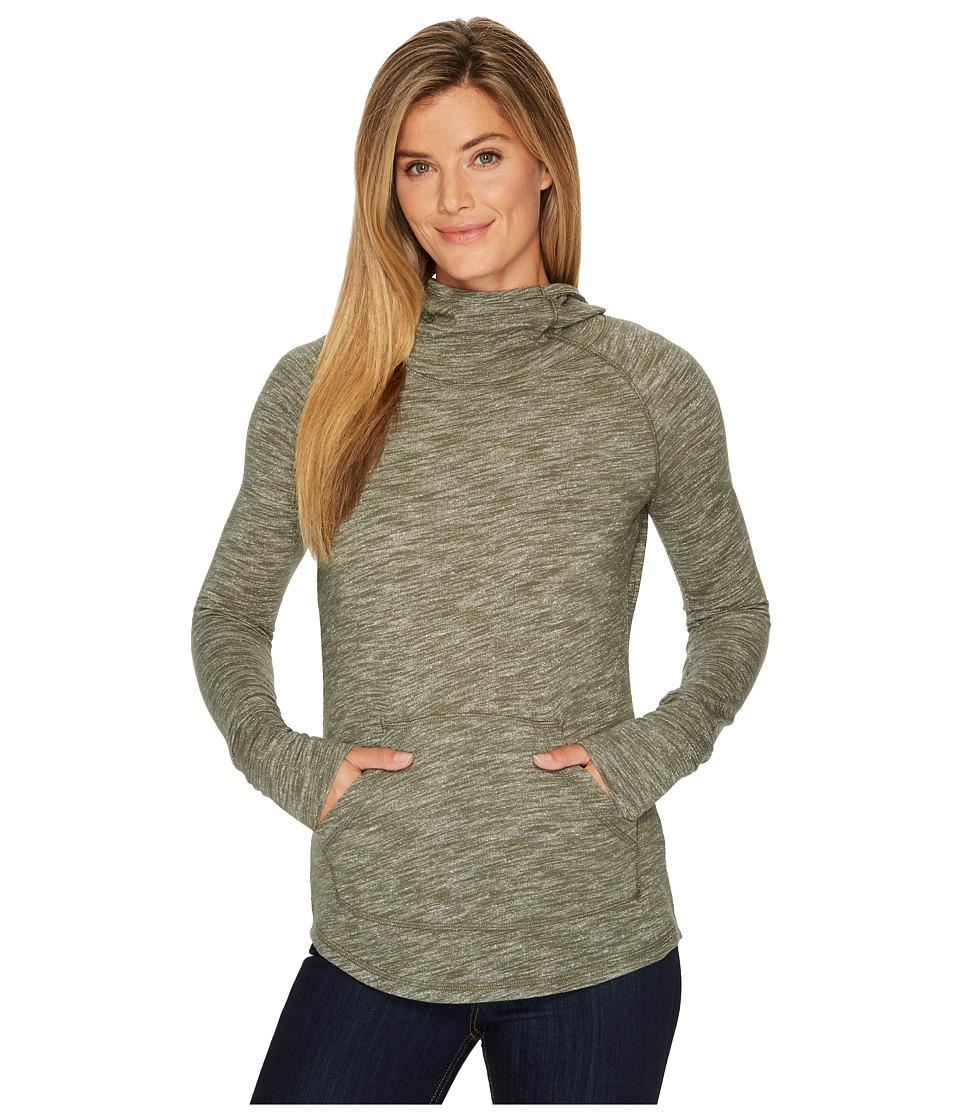 Marmot - Tess Hoodie (Beetle Green) Womens Sweatshirt