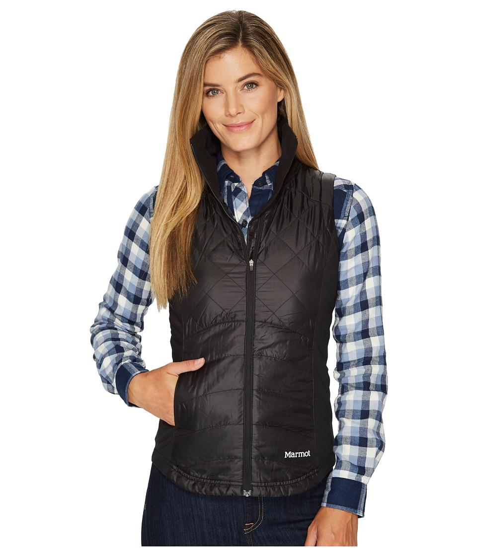 Marmot - Nitra Vest (Black) Womens Vest