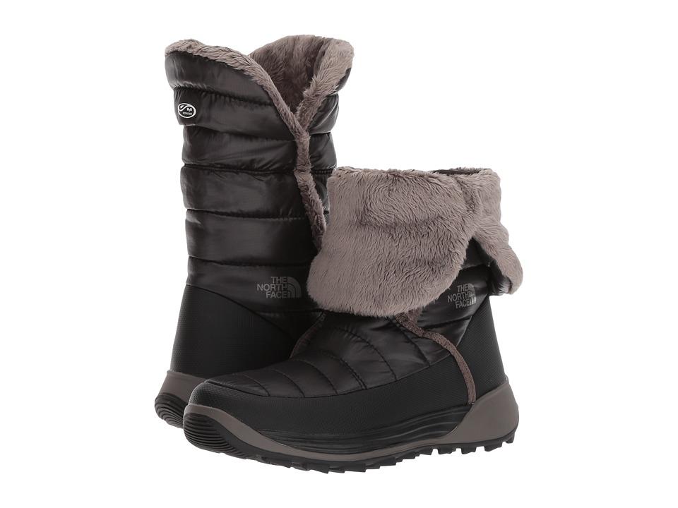The North Face Kids Amore II (Toddler/Little Kid/Big Kid) (TNF Black/Dark Gull Grey) Girls Shoes