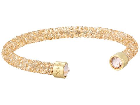 Swarovski Crystaldust Cuff Bracelet - Gold