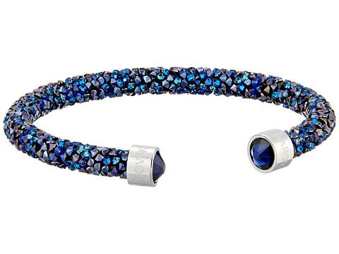 Swarovski Crystaldust Cuff Bracelet - Blue