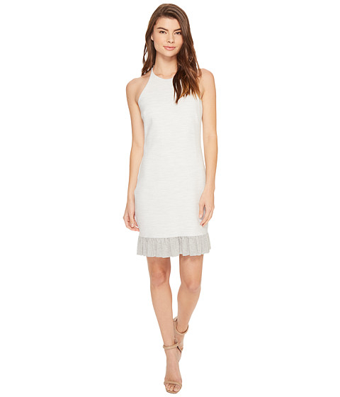 Nicole Miller Rio Party Dress - Light Grey