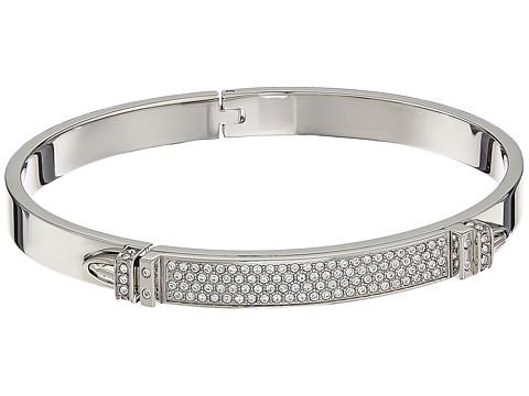 Swarovski Distinct Bangle Bracelet - Silver