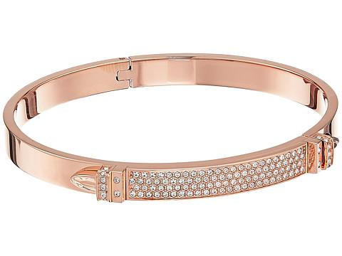 Swarovski Distinct Bangle Bracelet - Rose Gold