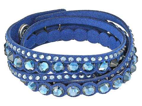 Swarovski Slake Dot Bracelet - Blue
