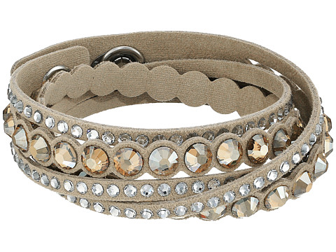Swarovski Slake Dot Bracelet - Gold