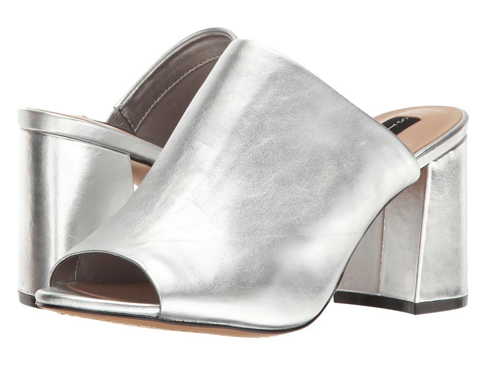 Steven Fume (Silver) High Heels