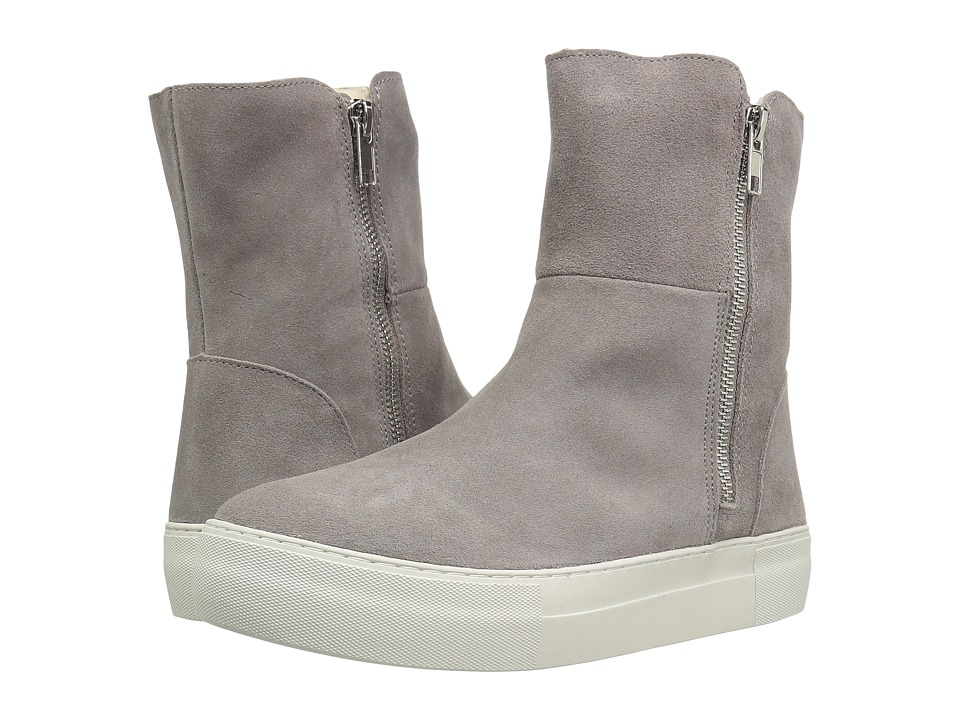 Steve MaddenBoost  (Grey Suede) Womens Shoes