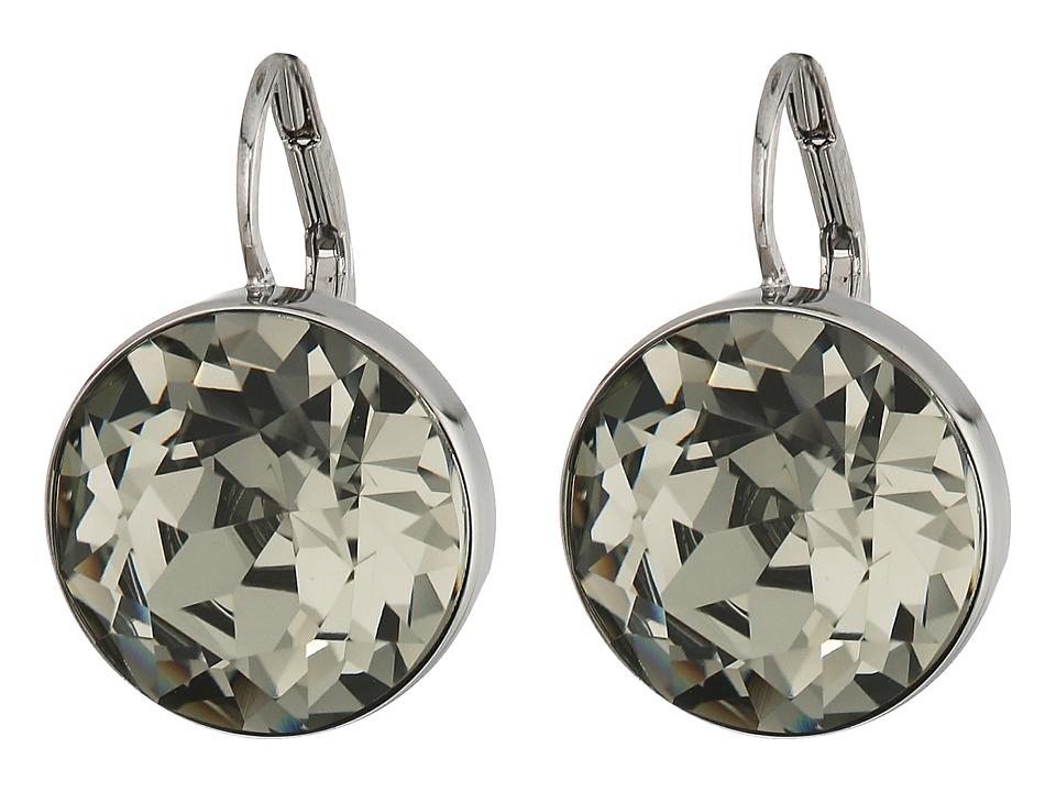 Swarovski Bella Pierced Earrings Amber Earring