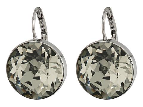 Swarovski Bella Pierced Earrings - Amber