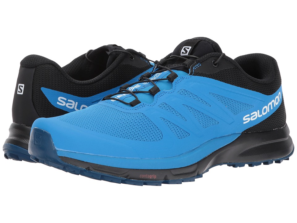 Salomon Sense Pro 2 (Indigo Bunting/Black/Snorkel Blue) M...