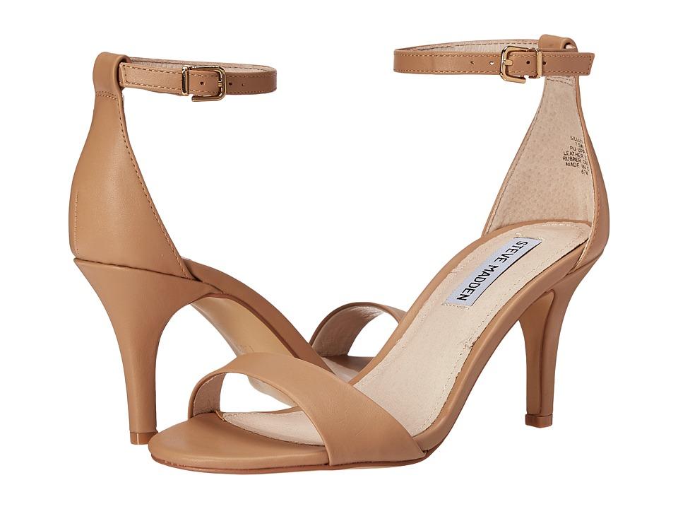 Steve Madden - Exclusive - Sillly Sandal (Natural) High Heels