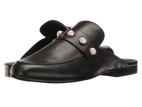 Steve Madden Kandi-P - Black Leather