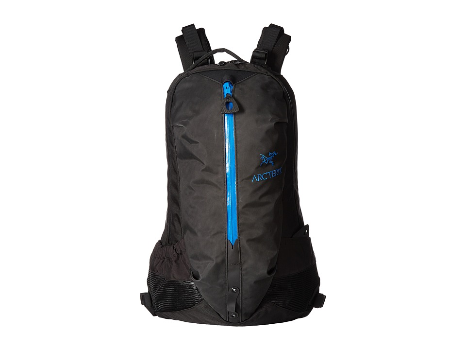 Arcteryx - Arro 22 Backpack (Black/Rigel) Backpack Bags