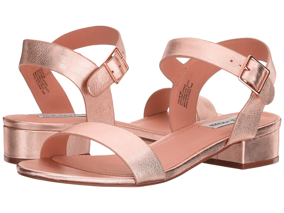 Steve Madden Cache (Rose Gold) Women