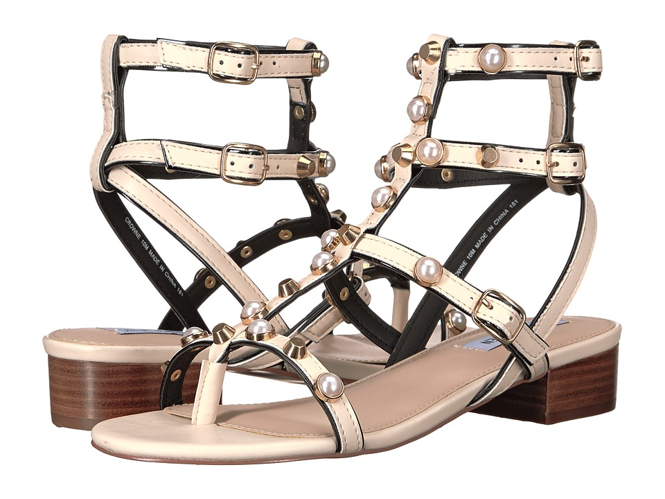 Steve Madden Crowne (White) Women