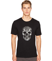 The Kooples - Printed and Embroidery T-Shirt