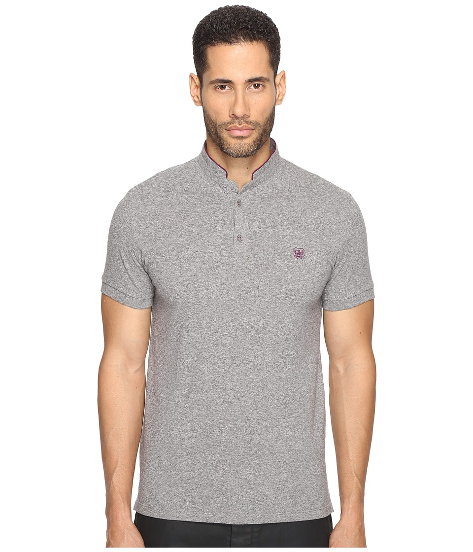 The Kooples - Officer Collar Polo with Contrasting Trim