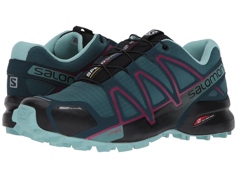 Salomon Speedcross 4 CS (Mallard Blue/Reflecting Pond/Eggshell Blue) Women
