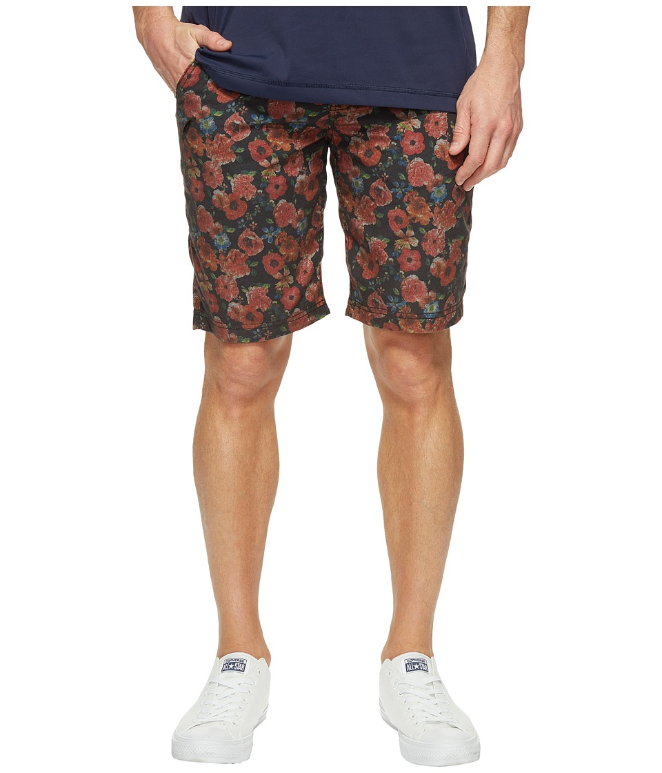 Publish - Dante - Shorts (Red) Mens Shorts