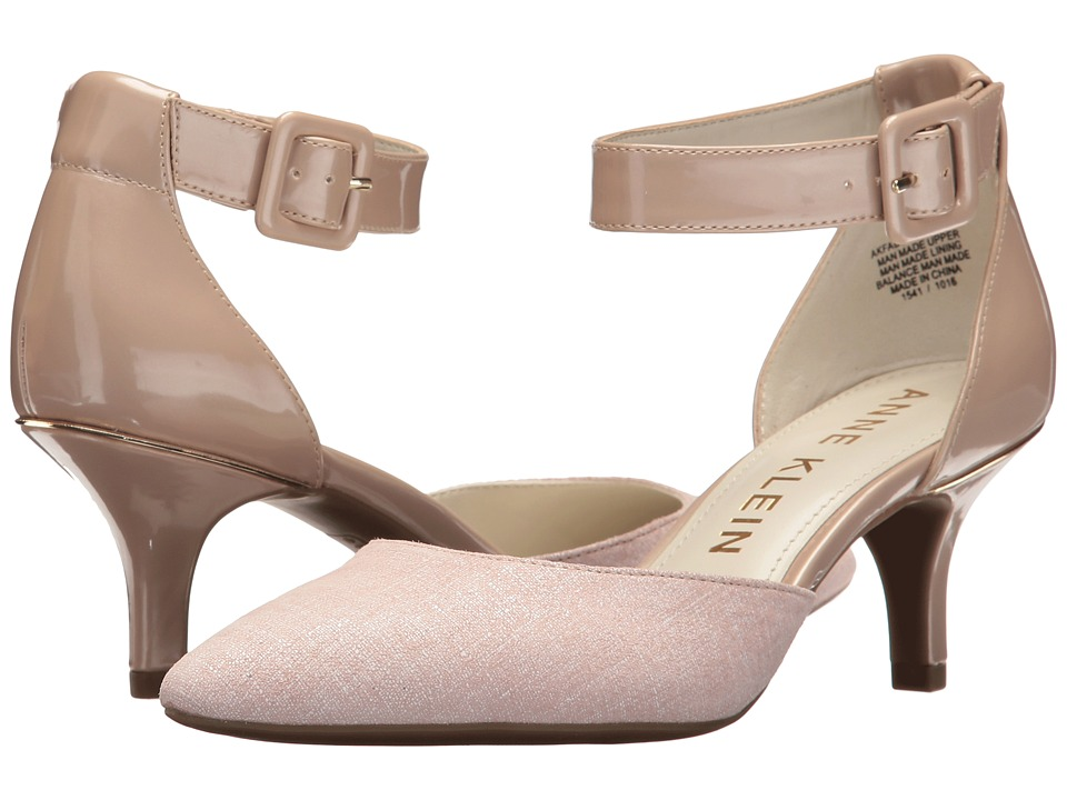 Anne Klein Fabulist (Natural/Light Pink Synthetic) High H...