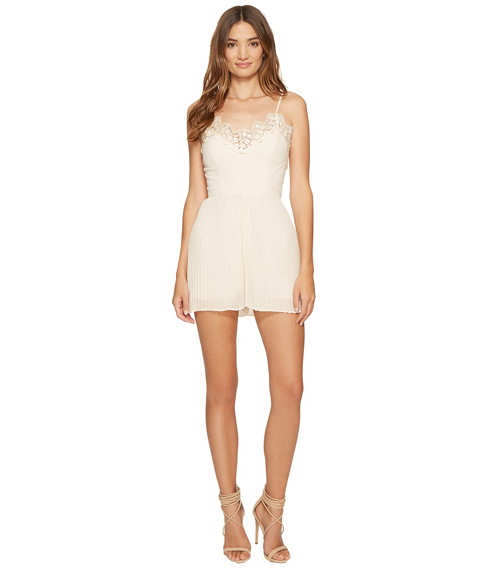 KEEPSAKE THE LABEL KEEPSAKE THE LABEL - All Time High Playsuit