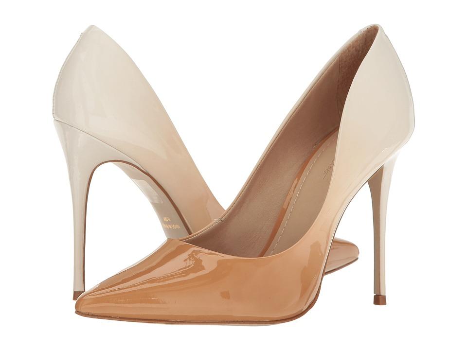 Massimo Matteo - Pointy Toe Pump 17 (Chamois) Women's Shoes