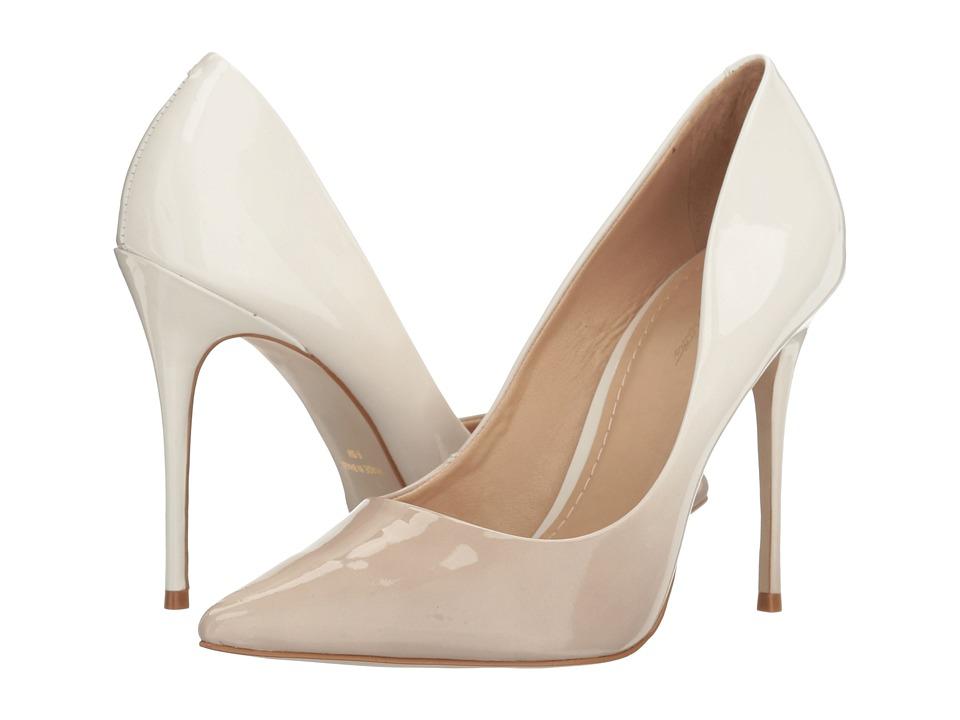 Massimo Matteo Pointy Toe Pump 17 (Desert) Women's Shoes