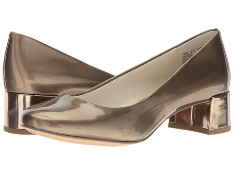 Anne Klein Hallie - Metallic Taupe Patent