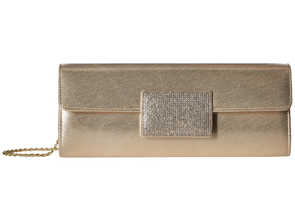 Nina - Ailish (Taupe) Clutch Handbags