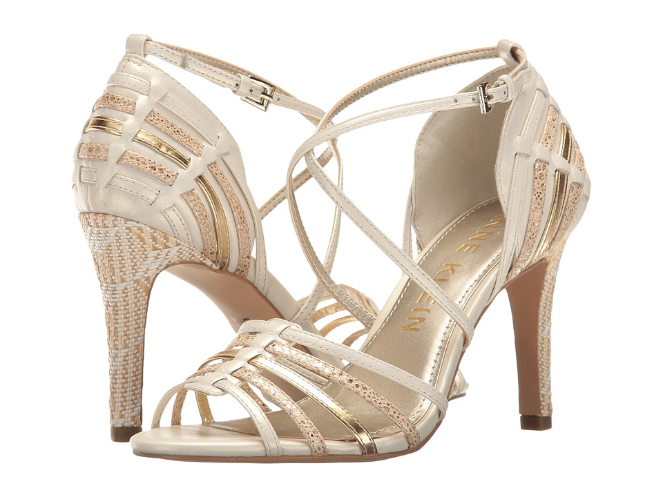 Anne Klein - Ileane (Ivory Multi Leather) Womens Shoes