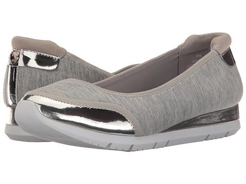 Anne Klein Wina - Light Grey Multi Fabric