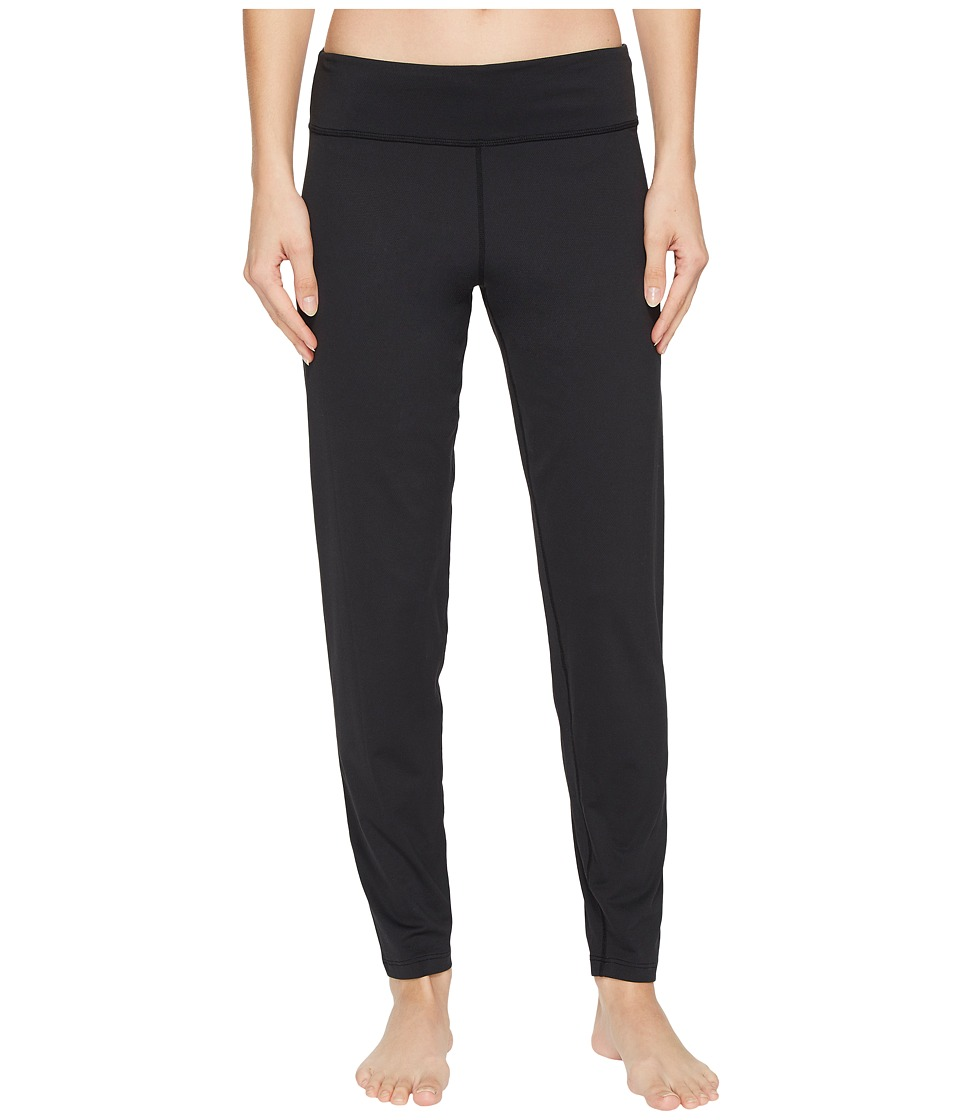 ExOfficio - Give-N-Go Performance Base Layer Bottom (Black) Womens Clothing