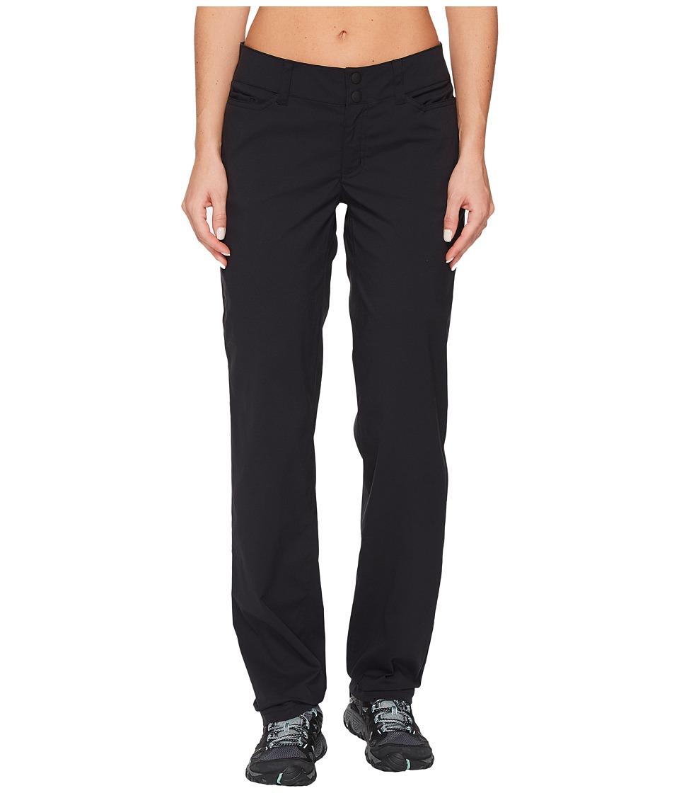ExOfficio Venture Pants (Black) Women