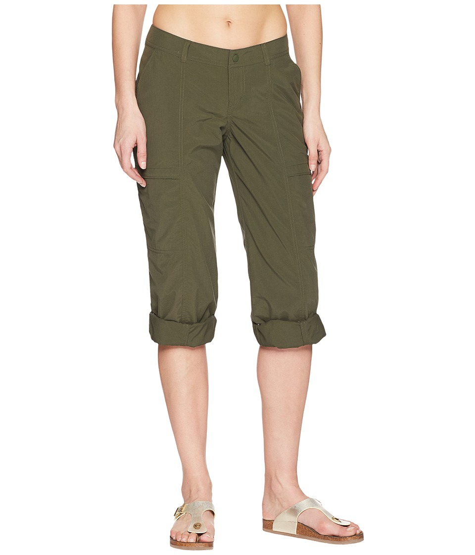 ExOfficio - Sol Cool Nomad Pants (Nori) Womens Casual Pants