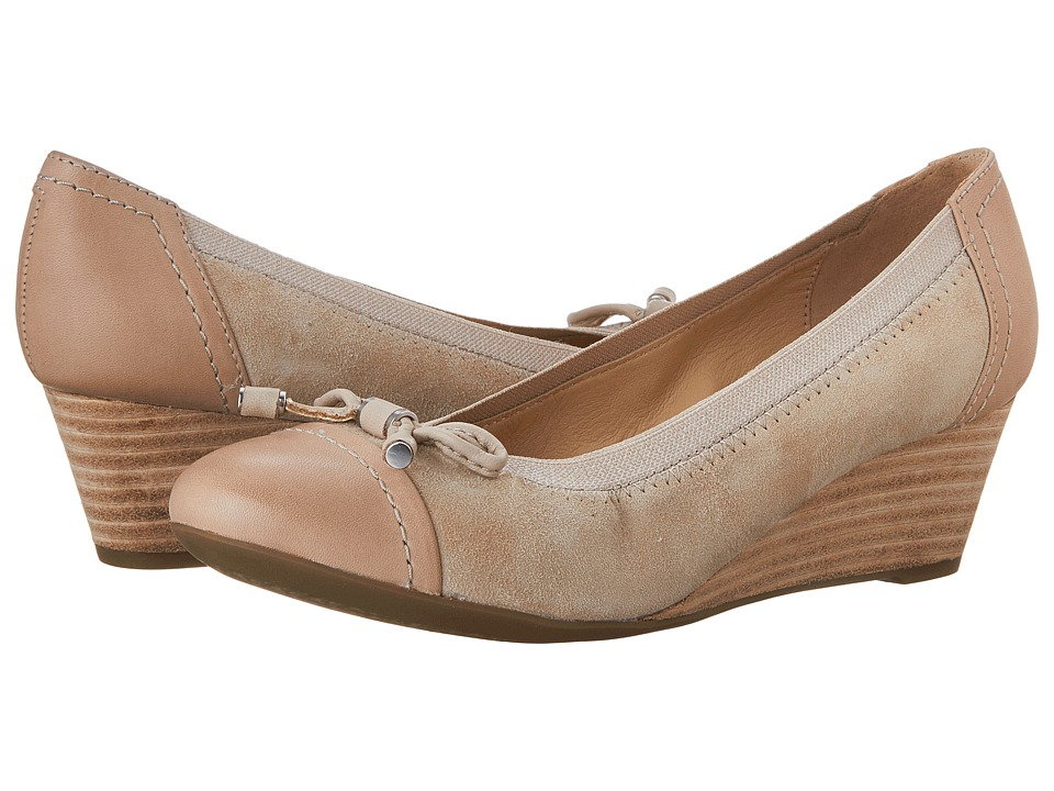 Geox W FLORALIE 21 (Light Taupe) Women