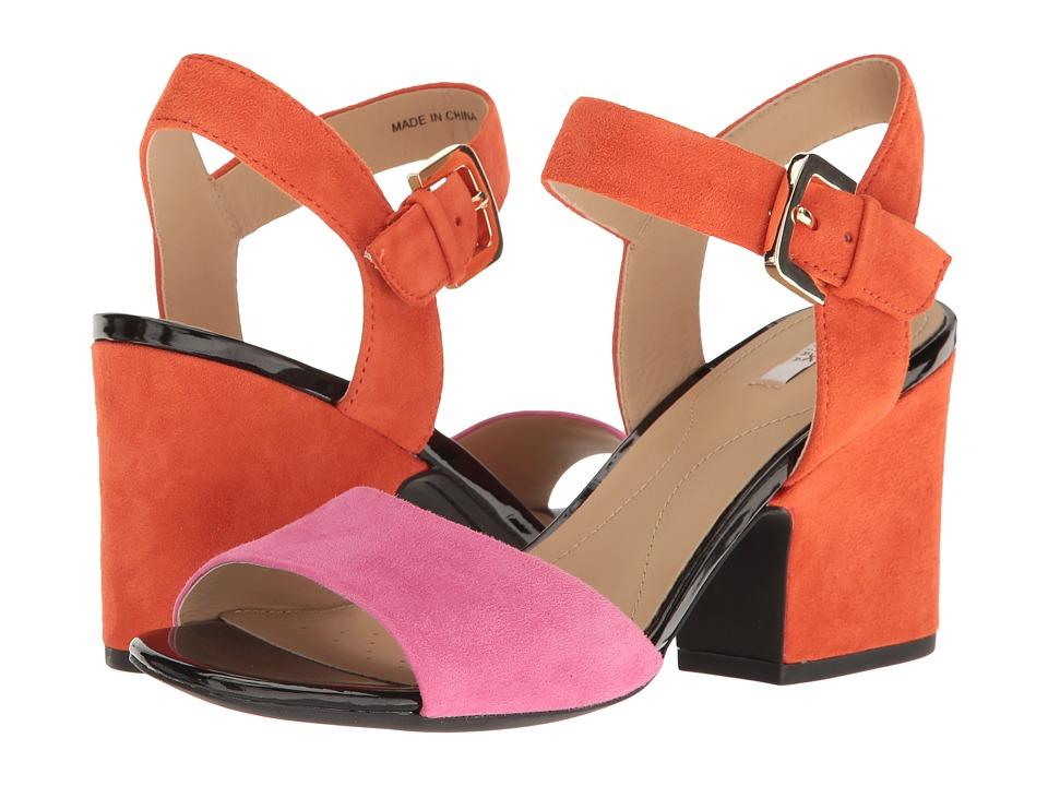 Geox W MARILYSE 1 (Pink/Orange) Women