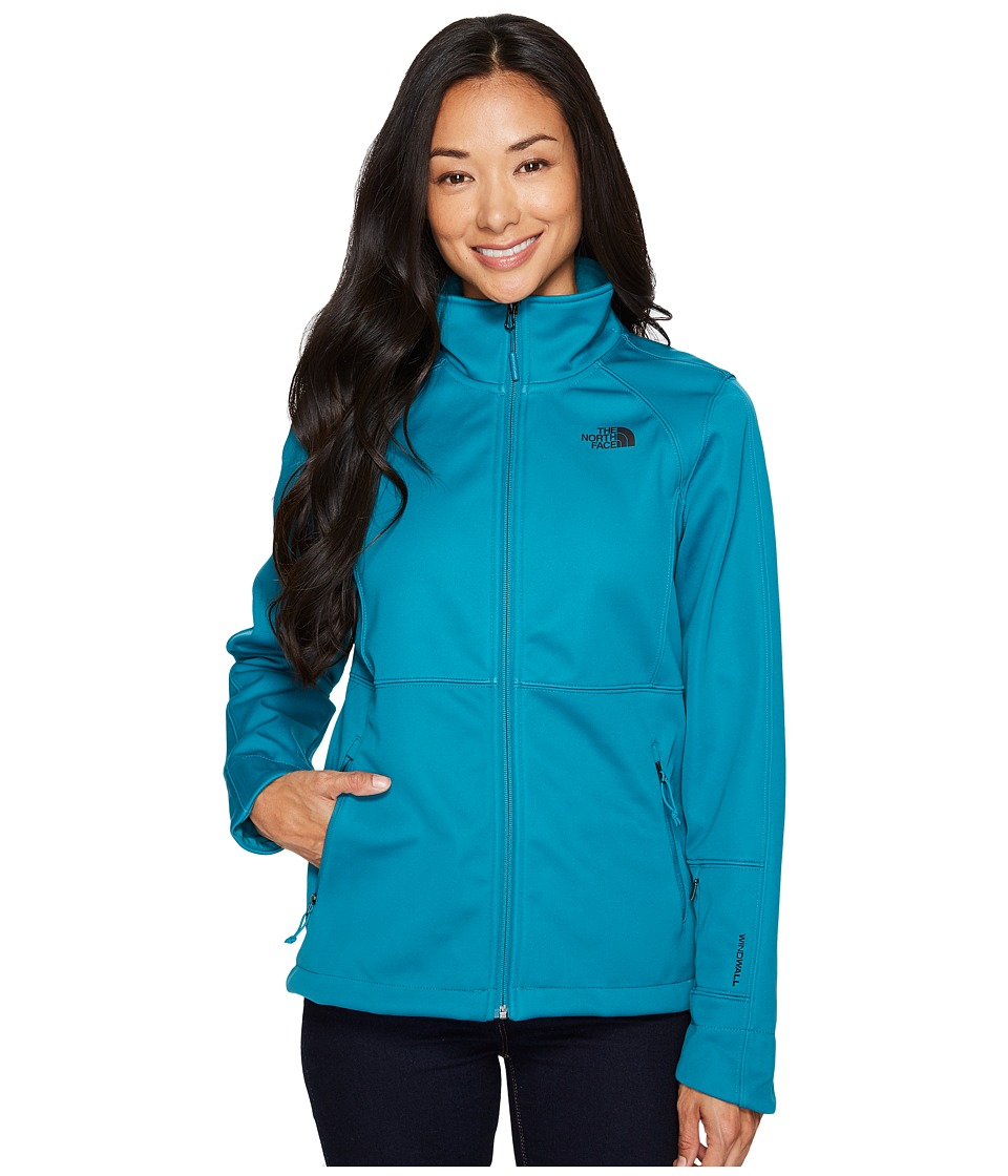 The North Face Apex Risor Jacket (Harbor Blue) Women
