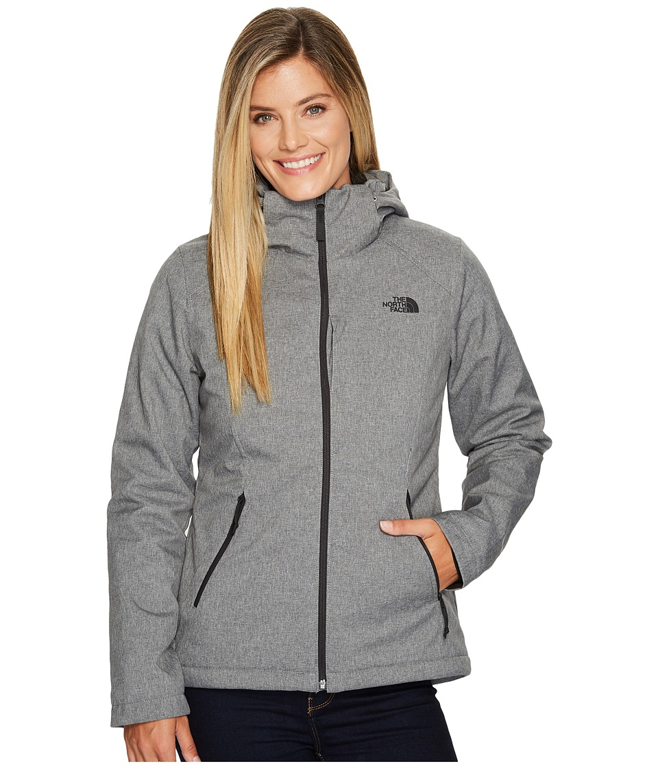 The North Face Apex Elevation Jacket (TNF Medium Grey Heather) Women
