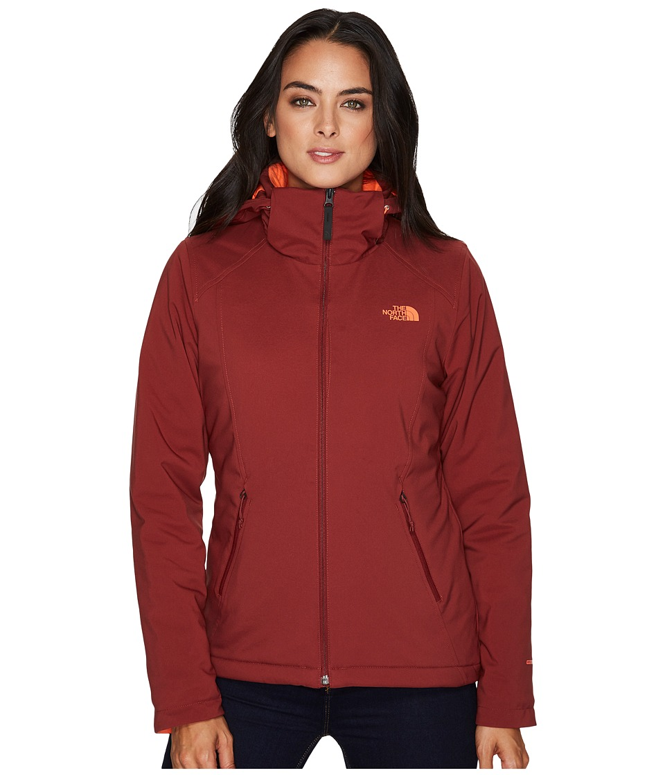 The North Face Apex Elevation Jacket (Barolo Red) Women