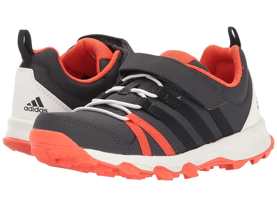 adidas Outdoor Kids Tracerocker CF (Little Kid/Big Kid) (Utility Black/Black/Energy) Boys Shoes