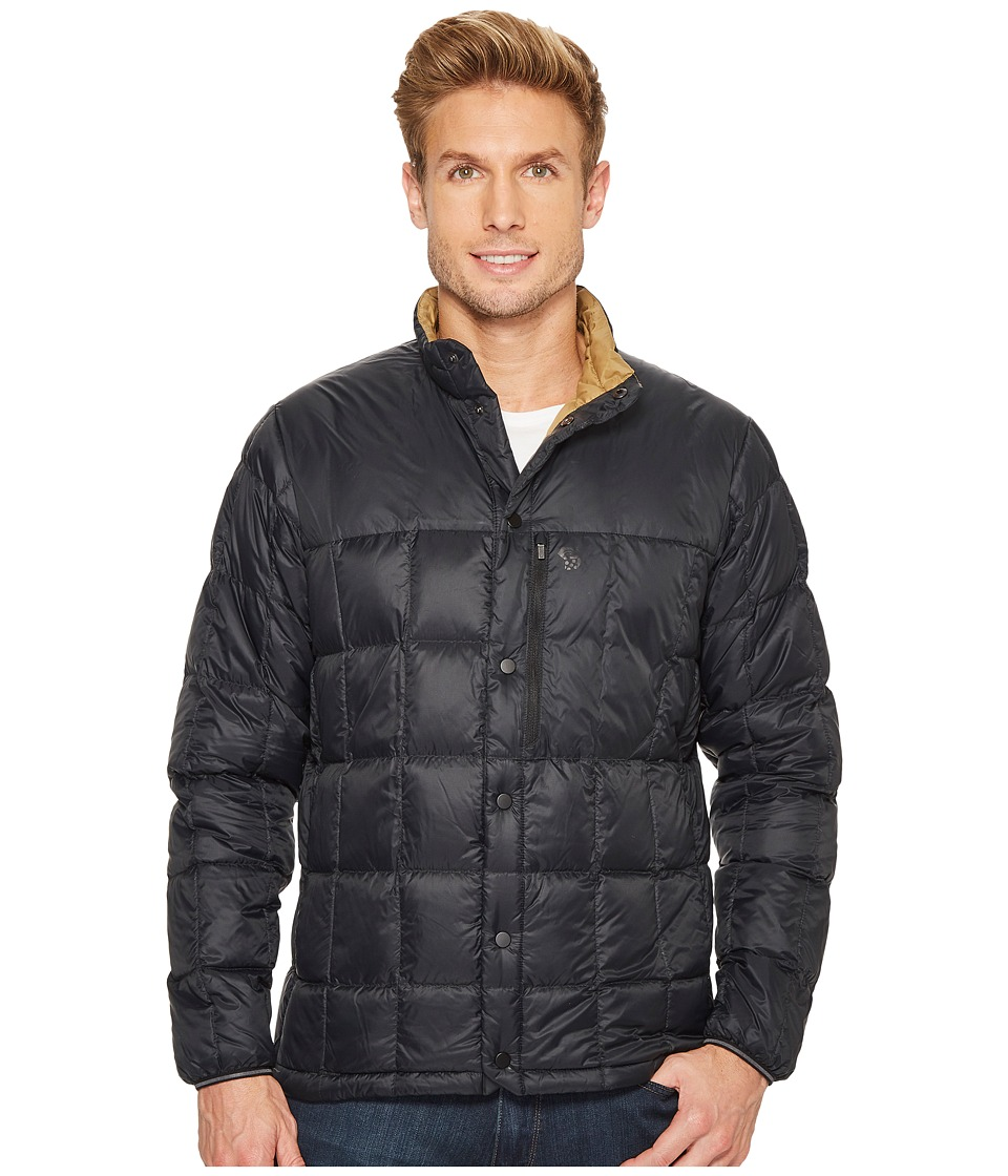 Mountain Hardwear PackDown Jacket (Black) Men