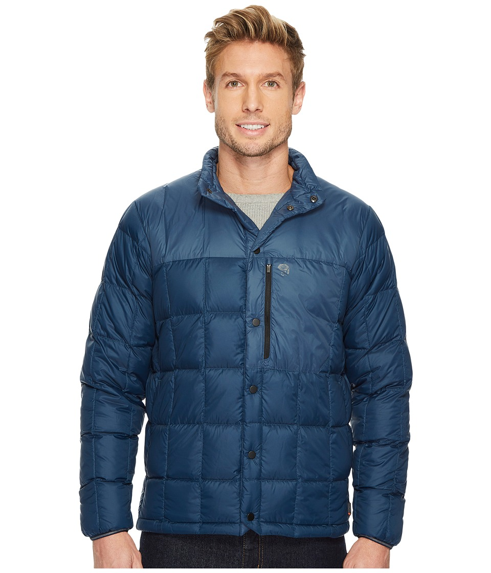 Mountain Hardwear PackDown Jacket (Hardwear Navy) Men