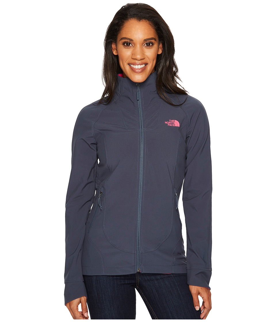 The North Face Apex Byder Soft Shell (Ink Blue) Women