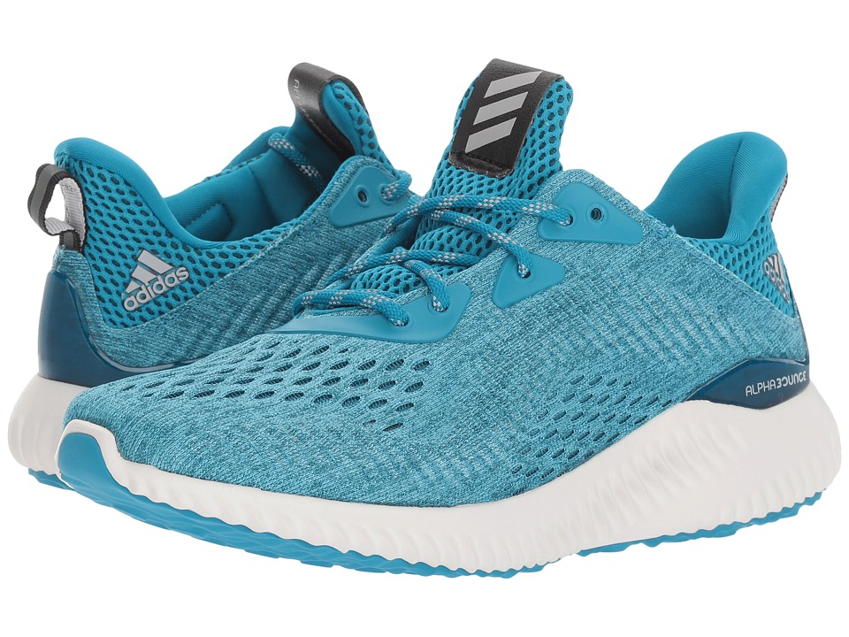 Adidas Running - Alphabounce EM (Mystery Petrol/Grey Two/...