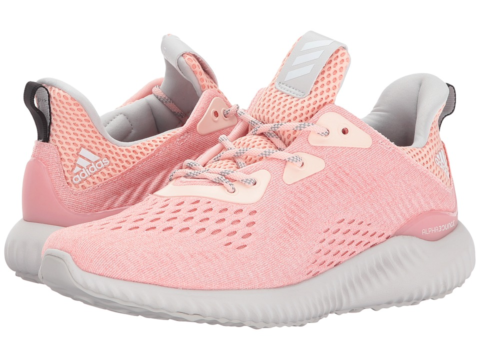 adidas Running Alphabounce EM (Icy Pink/Trace Pink/Grey One) Women
